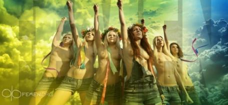 Bellas Femen