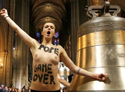 Papa FEMEN