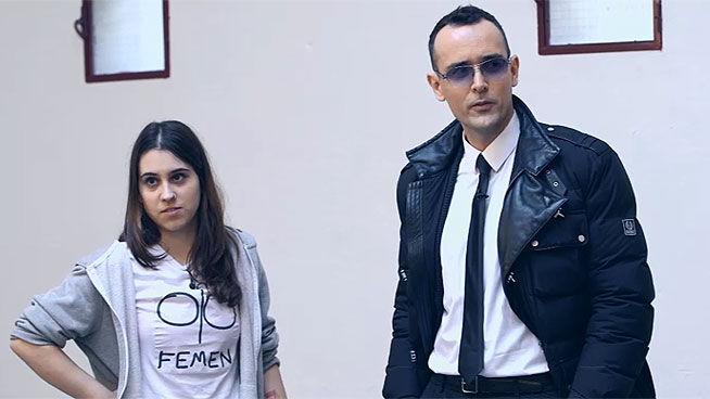 Risto, sobre FEMEN:  Es un fin lícito, una campaña resultona y un producto deficiente