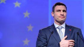 Klitschko sprach in Dublin zu den Vertretern der konservativen Parteien.