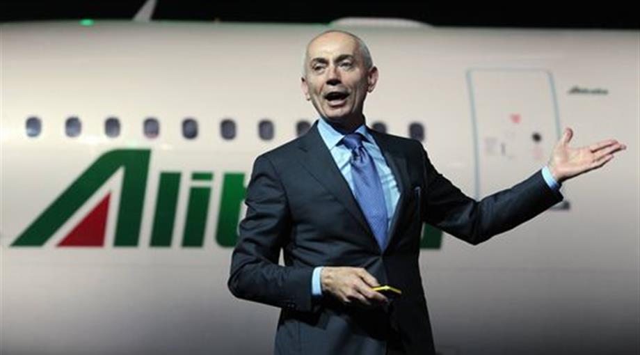 Cassano si dimette da ad Alitalia