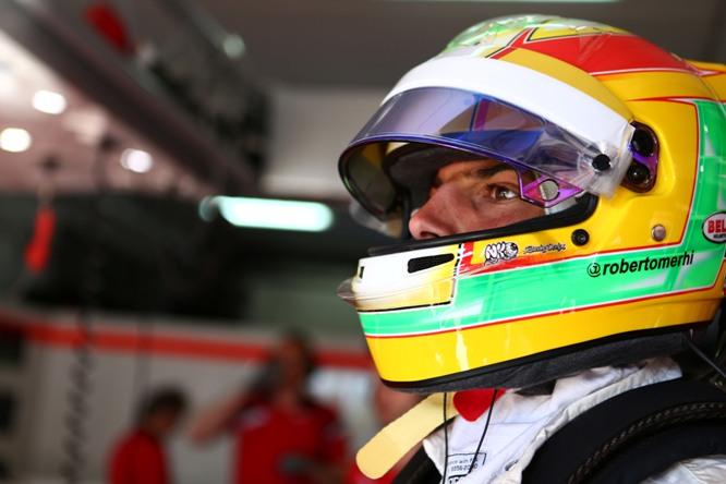 F1, Manor: Rossi sostituisce Merhi