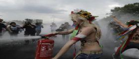 Proteste Femen : Solidarietà a...