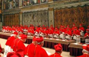 conclave secondo giorno fumata nera