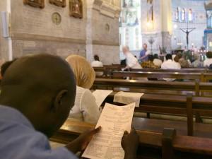 La société algérienne «fait preuve, généralement, de tolérance» à l'égard des étrangers non musulmans