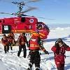 Nachdem die Passagiere der in der Antarktis festsitzenden Akademik Shokalskij gerettet wurden, stellt sich die Frage, wer die teure Unternehmung zahlt. (Quelle: dpa)