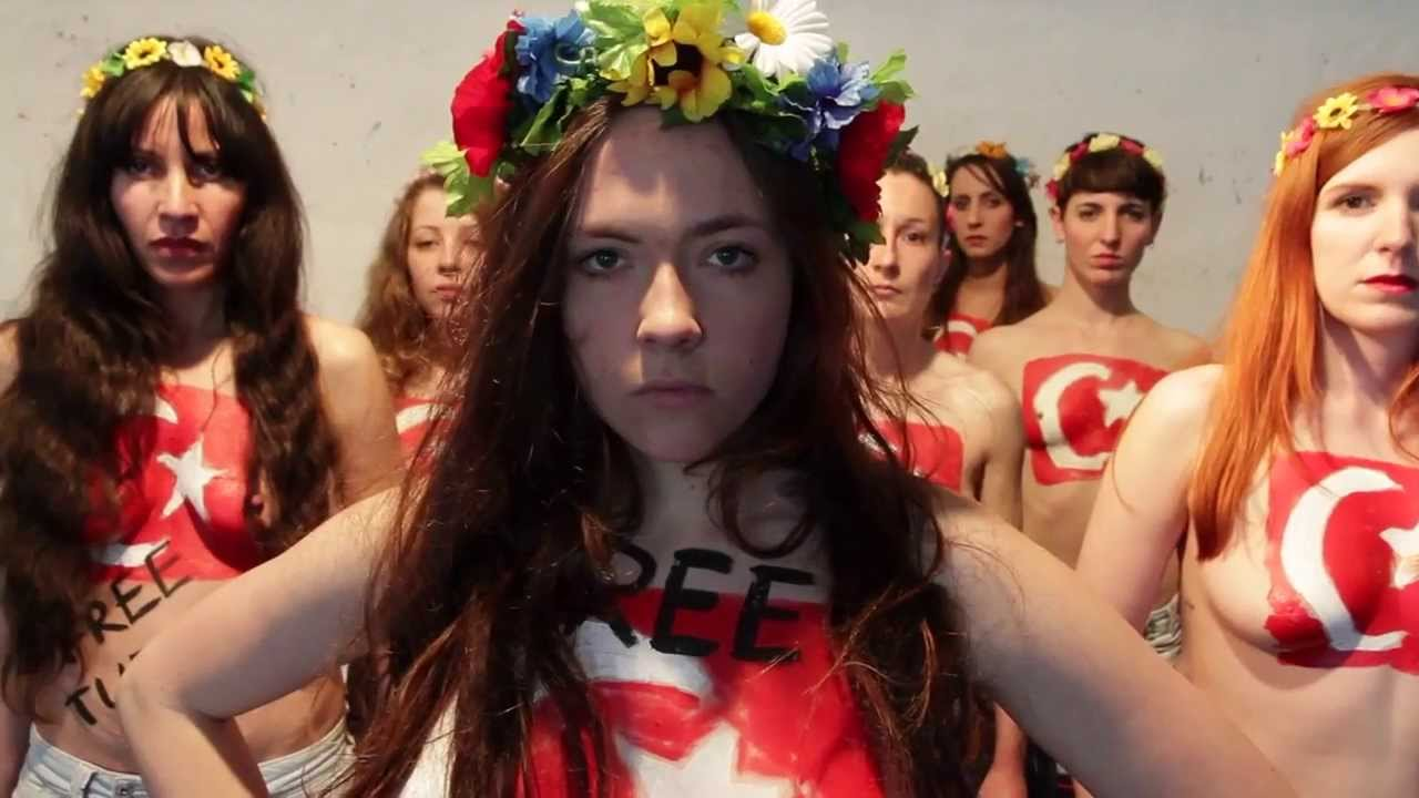 turkish-femen