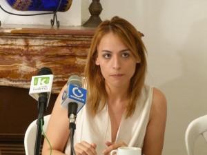 Yamina Thiabet presidente della associaiozne per le Minoranze