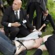 Femen, nuova protesta a seno nudo a Berlino 16