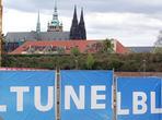 Tunel Blanka. Praha si během jeho stavby užívá...