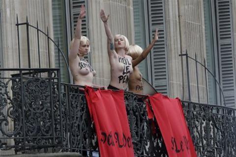 Femen ...