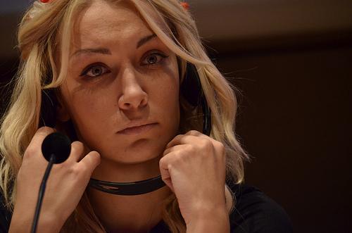 Inna Shevcenko/Femen
