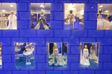 Am Donnerstag öffnet das 1400 Quadratmeter große Barbie-Haus in Berlin
