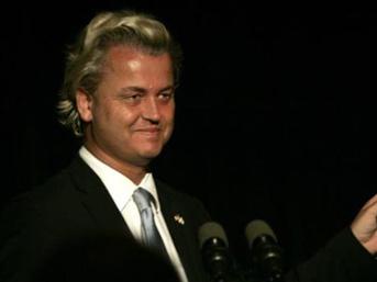 Wilders Türkiye toprağını öpmüş