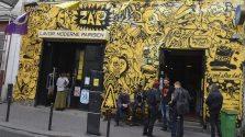 ... im multikulturellen Lavoir Moderne Parisien (LMP) ein Ausbildungszentrum erffnet.