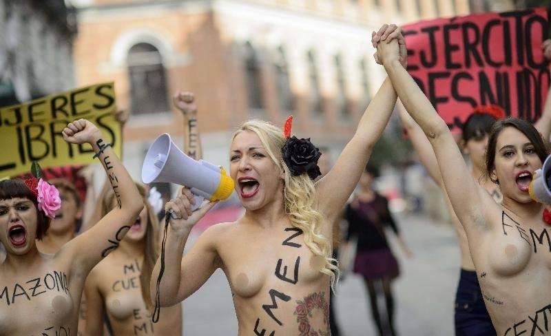 Fuente: FEMEN