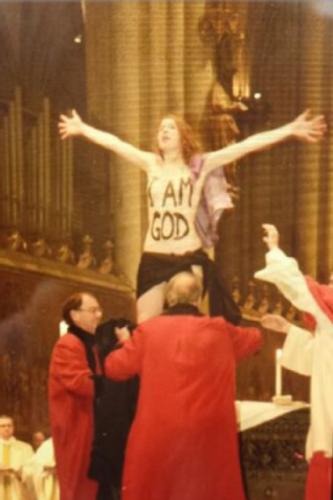 aktywistki Femen