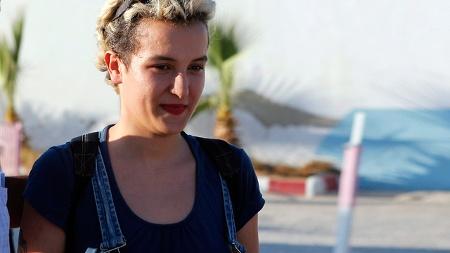 Amina Sboui kehrt Femen den Rücken (Quelle: dpa)