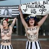 femen activist