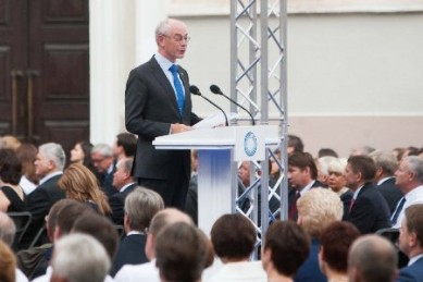 Picture: Van Rompuy: Vilnius summit may be extremely important