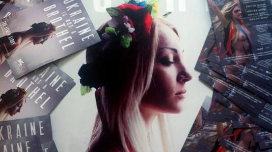 Documentário sobre as ativistas Femen exibido no Festival de Veneza